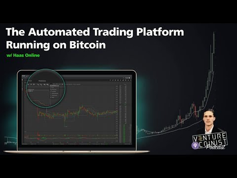 The Automated Trading Platform Running On Bitcoin