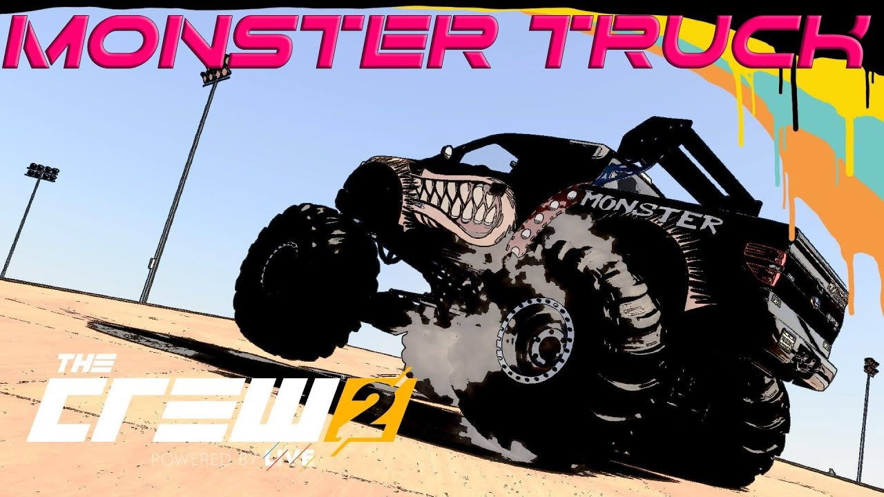 The Crew 2 - Best race to farm performance parts - Monster Truck Category