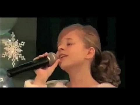 Jackie Evancho 9 éves, Highmark   Így kezdődött 3