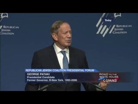President Pataki in his own words
