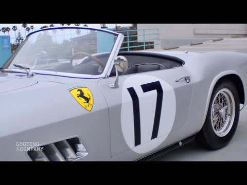 Revealed 1959 Ferrari 250 Gt Lwb California Spider Competizione