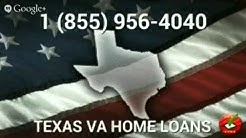 **VA Loans Dallas**|(855) 956-4040 | VA HOME LOANS TEXAS