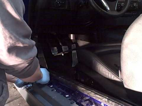 Bmw E46 M3 >> m3 side skirts install - YouTube