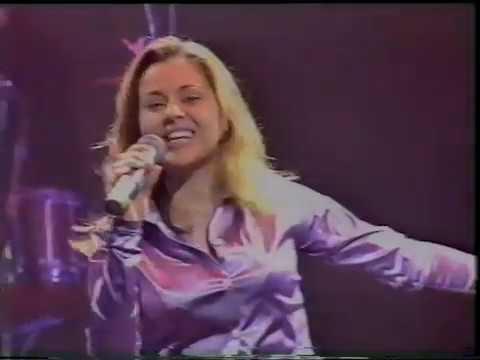 "Tina Arena - ""Heaven Help My Heart"" At Arias"