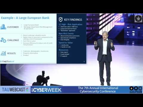 Enterprise Protection: Creating A Strong Cyber Strategy - Mark Gazit