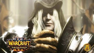 ARTHAS: Road to Lich King - ALL Cinematics [Warcraft 3: Frozen Throne]