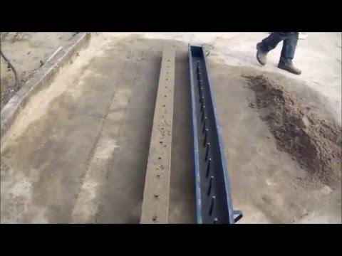 Como Fazer Mour Es Concreto E Estacas Para Alambrados