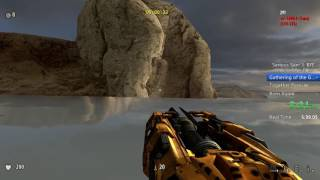 Serious Sam 3: Jewel of the Nile speedrun in 10:26 (WR)