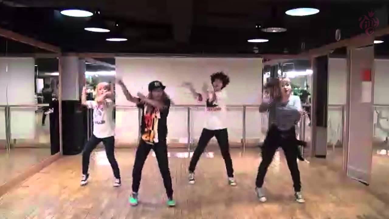 TINY-G - minimanimo - mirrored dance practice video - 타이니지 ...