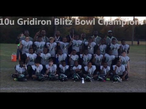 Titletown Titans in The Gridiron Blitz Bowl