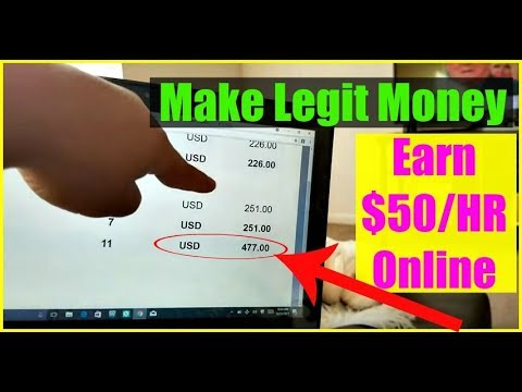 How To Make Money On The Internet Working From Home – Make Money Online Fast 2018