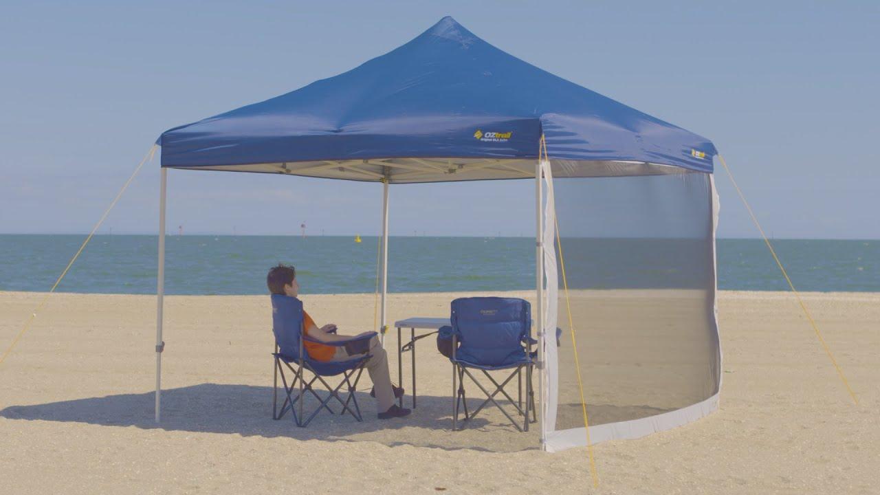 Outdoor Weighted Sandbag Beach Gazebo Canopy Tent Anchor Umbrella Sunshade