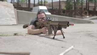 HK G28 Elite Force Airsoft Gun Review