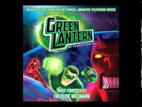 Green Lantern OST - Hope theme !