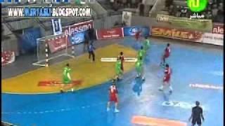 مصر والجزائر بطولة أمم أفريقيا لكرة اليد 2012