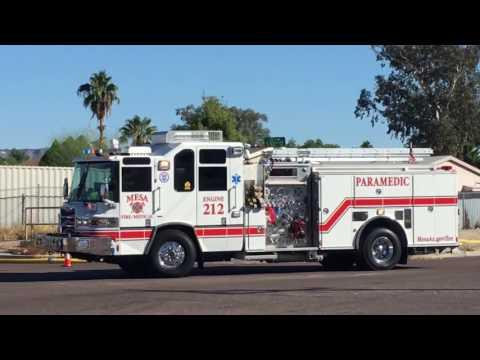 2 trailers on fire 2of 2 11/12/16 Mesa, Arizona