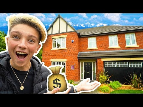 BUYING MY DREAM HOUSE AT 15 YEARS OLD!!! (New House Reveal)