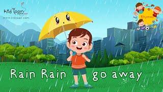 Rain Rain go away | Rhyme | More Nursery Rhymes & Kids Songs | Moral Stories | Kids Stories