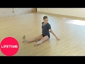 Dance Moms: Maddie's Lizzie Borden Routine Rehearsal (S6, E10) | Lifetime