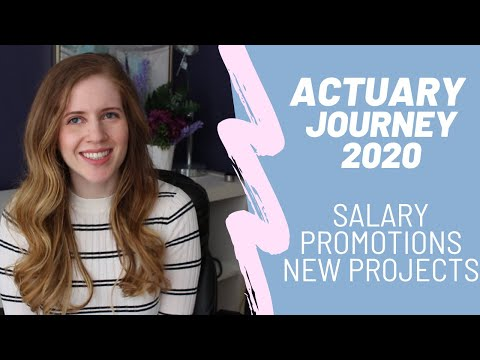 My Actuary Journey 2020 | First 2+ Years As An FCAS