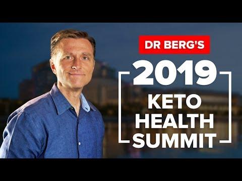 Dr Berg's 2019 Keto Health Summit