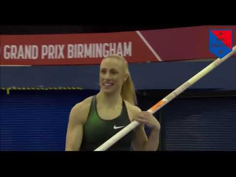 KIRIAKOPOULOU NIKOLETA 4.80 - Pole Vault Women Birmingham Indoor Grand Prix 2015 from YouTube · Duration:  1 minutes 2 seconds
