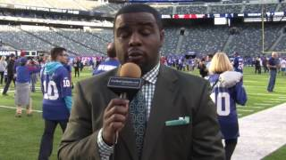 Football Gameplan's 4 Downs with The Czar: Giants vs Ravens Recap