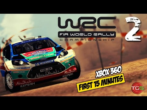 wrc 2 fia world rally championship 2 xbox 360 first 15 minutes 1080p ep 9 youtube. Black Bedroom Furniture Sets. Home Design Ideas