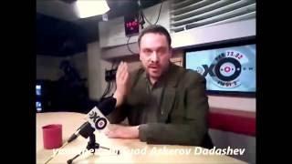 Эхо Москвы: Максим Шевченко - пусть Расист галустян снимает фильмы о Тупых армянах.