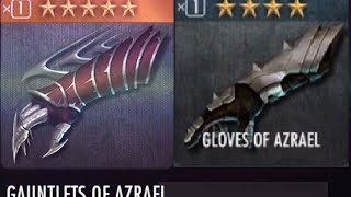 Injustice Gods Among Us iOS - Gauntlets of Azrael and 15 Gear Lockers #1