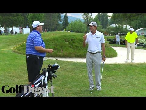 Brian Baumgartner: Preventing the Double Hit  Golf Digest