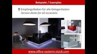 Office Systems Stock For Office Furniture Worldwide