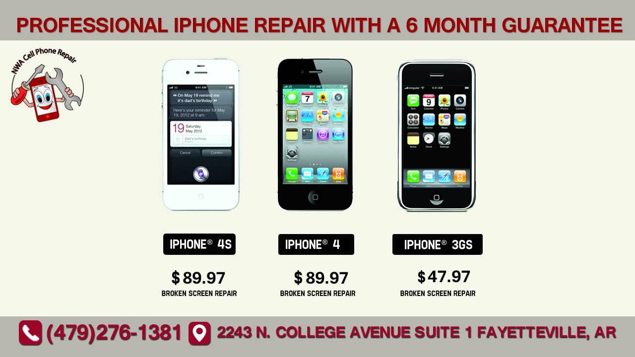 Iphone Repair Fayetteville Ar