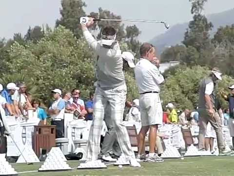ian-poulter-golf-swing---rescue,-slow-motion,-volvo-world-matchplay,-face-on