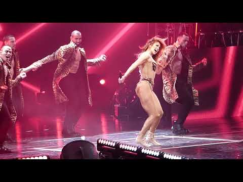 Booty (feat. Pitbull & Iggy Azalea) – Jennifer Lopez (J Lo) – It's My Party Tour – Detroit, MI