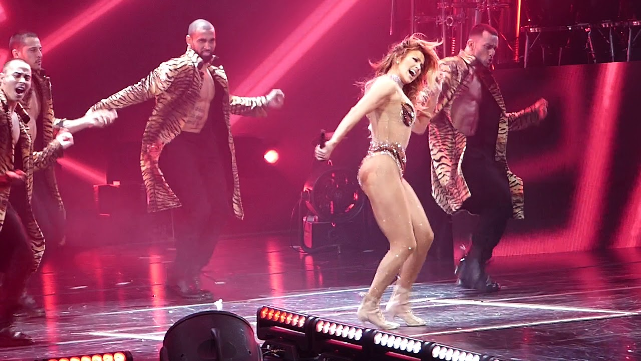 Download Booty (feat. Pitbull & Iggy Azalea) - Jennifer Lopez (J Lo) - It's My Party Tour - Detroit, MI