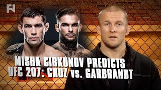 Dominick Cruz vs Cody Garbrandt UFC 207