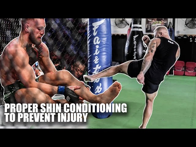 How to Actually Condition Your Shins & Prevent Injury for MMA & Combat Sports | Phil Daru