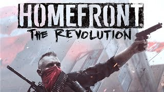 Homefront: The Revolution - E3 2014 Announcement Trailer [EN]