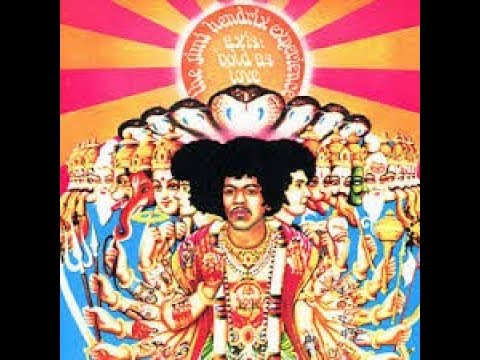 a review of the 1967 released album the hendrix experience Sooooo the experience rushed into the studio and recorded their second album axis: bold as love which came out in december, 1967 in the uk but was held back in the us because it was feared it would interfere with sales of the first album, so it was released in may of 1968.