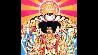THE JIMI HENDRIX EXPERIENCE - AXIS: BOLD AS LOVE (1967) ALBUM REVIEW!!!