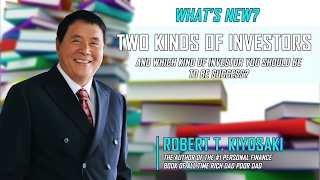 TWO KINDS OF INVESTORS - RICH DAD POOR DAD BY ROBERT KIYOSAKI ANIMATED AUDIOBOOK
