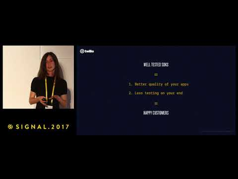 [SIGNAL London] Building WebRTC-based Video for Quality and Scale
