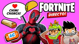 ChimiChanga! DeadPool en FORTNITE Battle Royal Como Conseguir la Nueva Skin Secreta DEADPOOL
