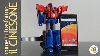 Come ti trasformo il CINESONE (e un Android in generale)