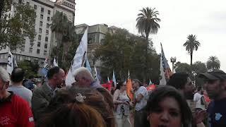 Milagro Libertad Huayno ACAMPE POR LA LIBERTAD DE MILAGRO SALA canta EL JUGLAR 2