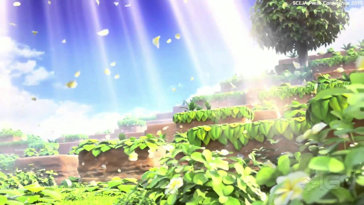 Dragon Quest Builders Trailer Tgs 2015 Youtube