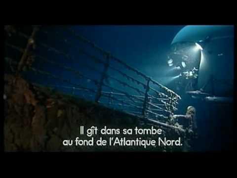 Documentaire 3D - Les Fantomes Du Titanic - Trailer VOSTF