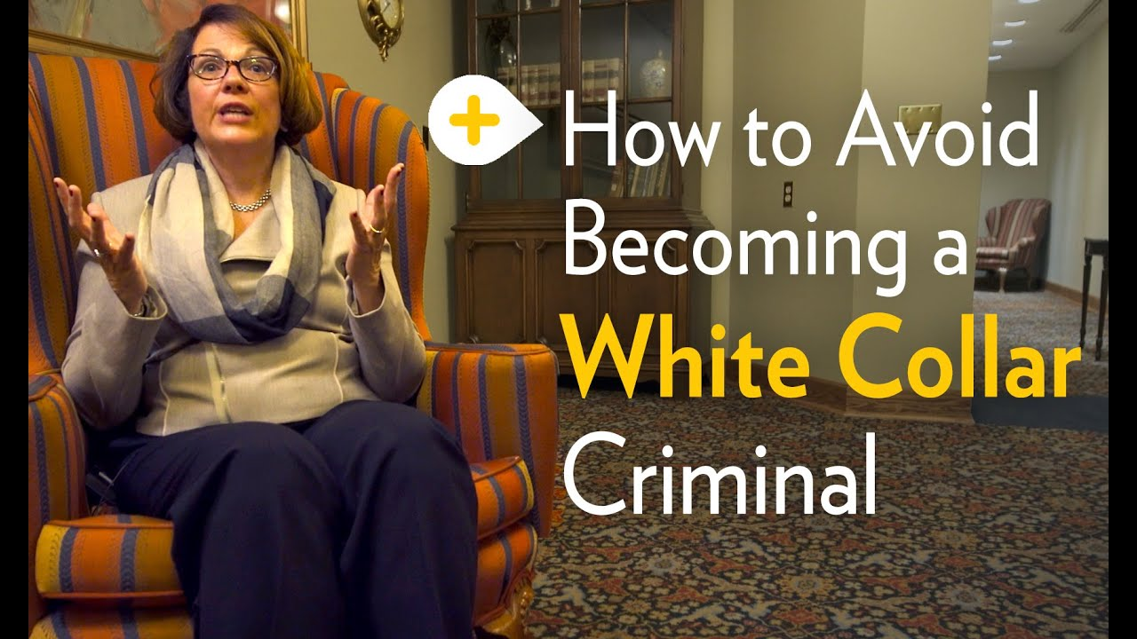 How to Avoid Becoming a Criminal