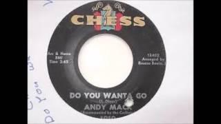 Andy Mack & The Carltons  -  Do You Wanna Go YouTube Videos